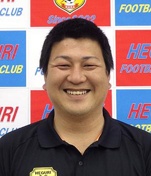 コーチ 中田 篤志