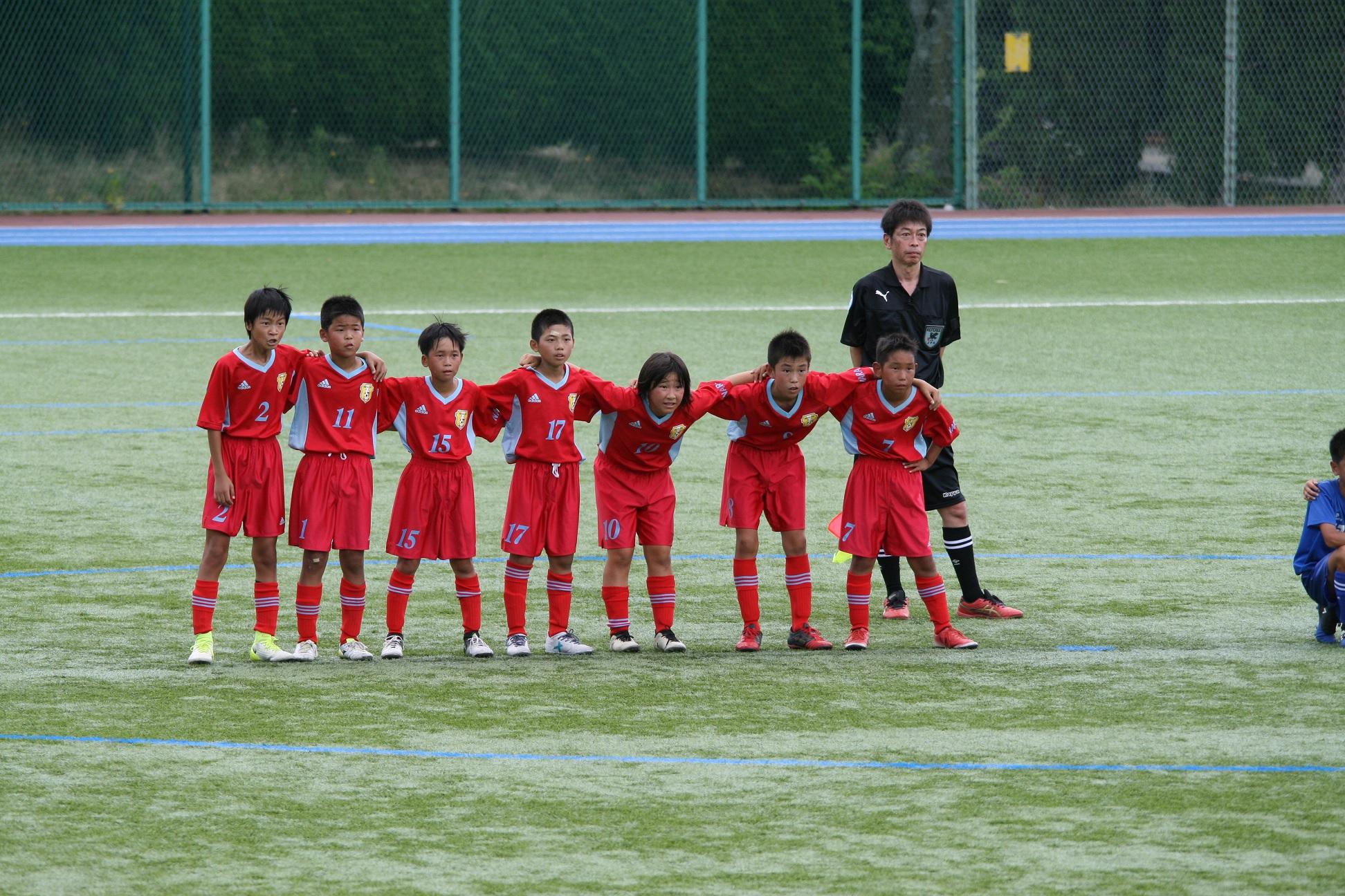 ~KINSHOカップ第39回奈良県小学生サッカー大会~