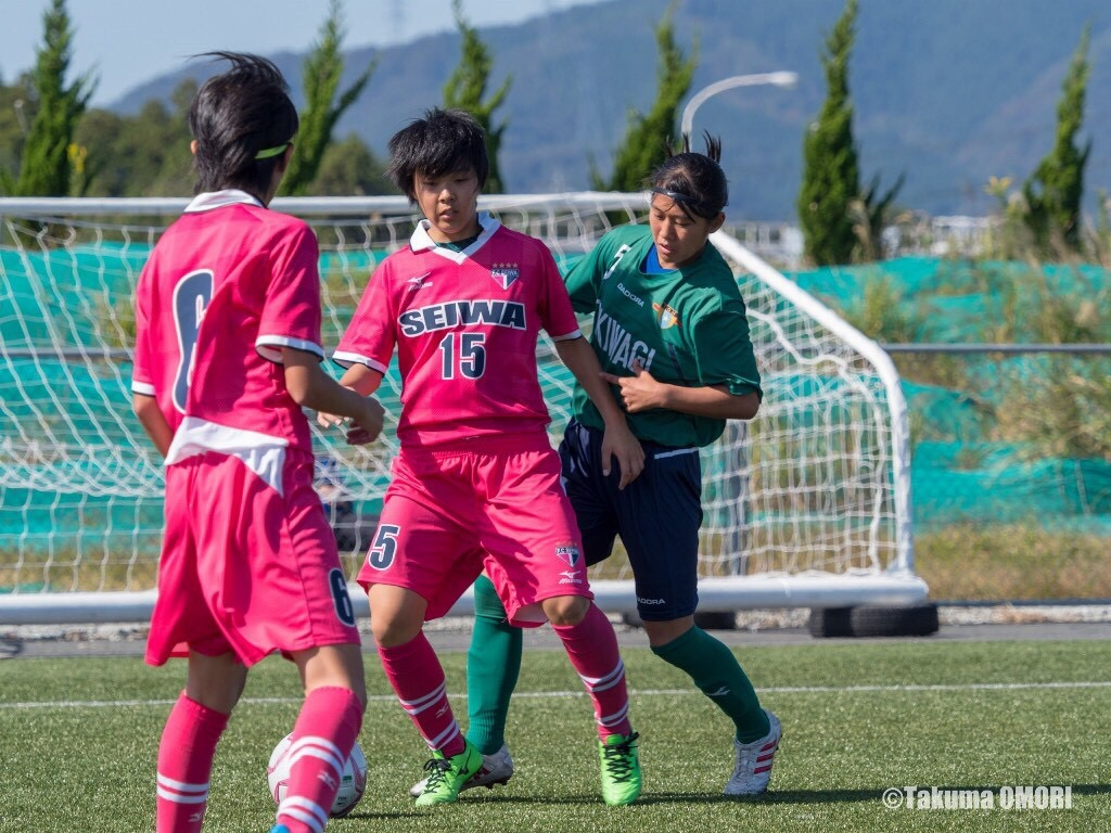 宮城県聖和学園高校女子サッカー部でOGが活躍!!