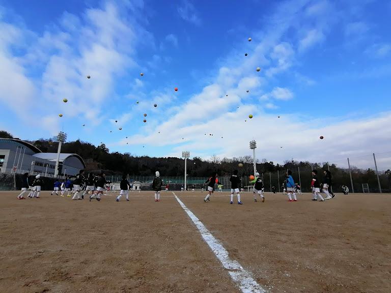 ~2020 平群FC 初蹴り!!~