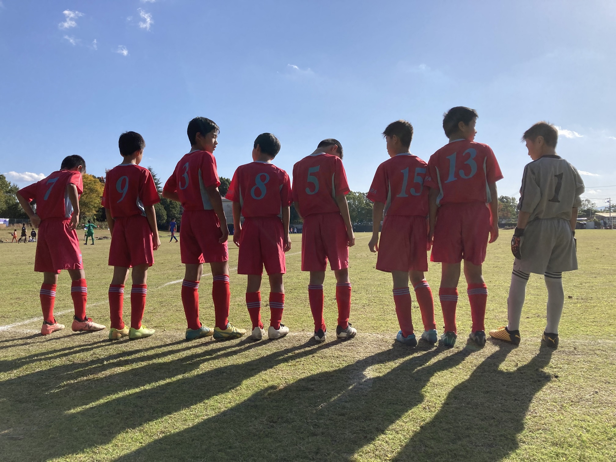 ~JFA全日本U-12サッカー選手権奈良県予選~