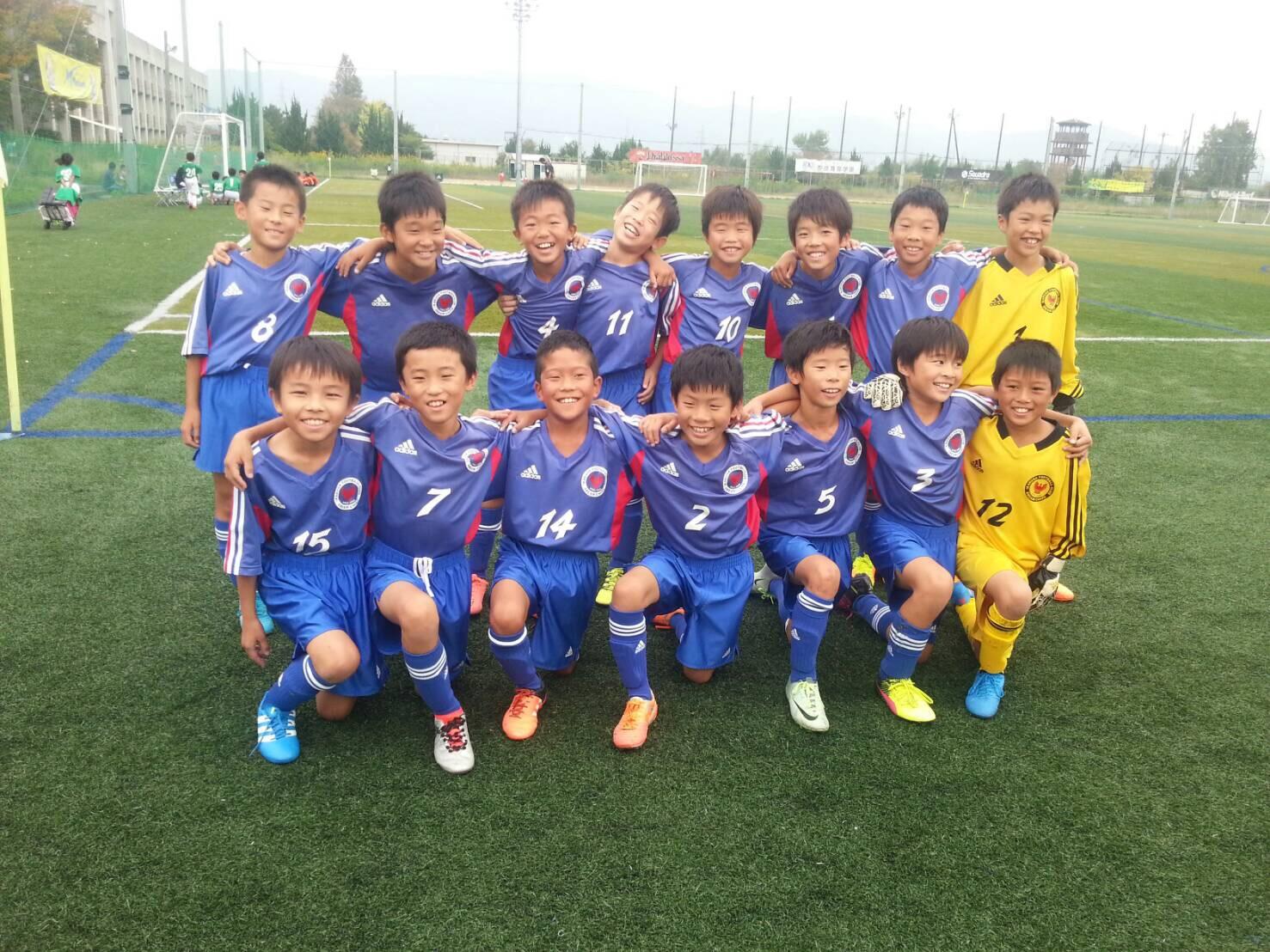 4年  第4回奈良県少年サッカー大会