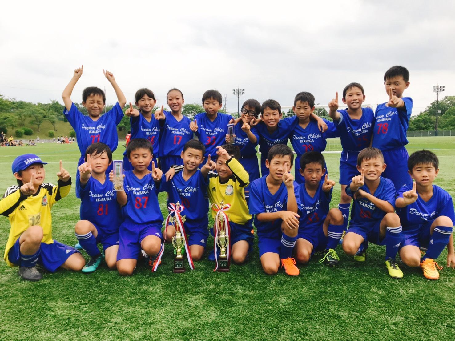 NFA U-10生駒サッカーリーグ 前期