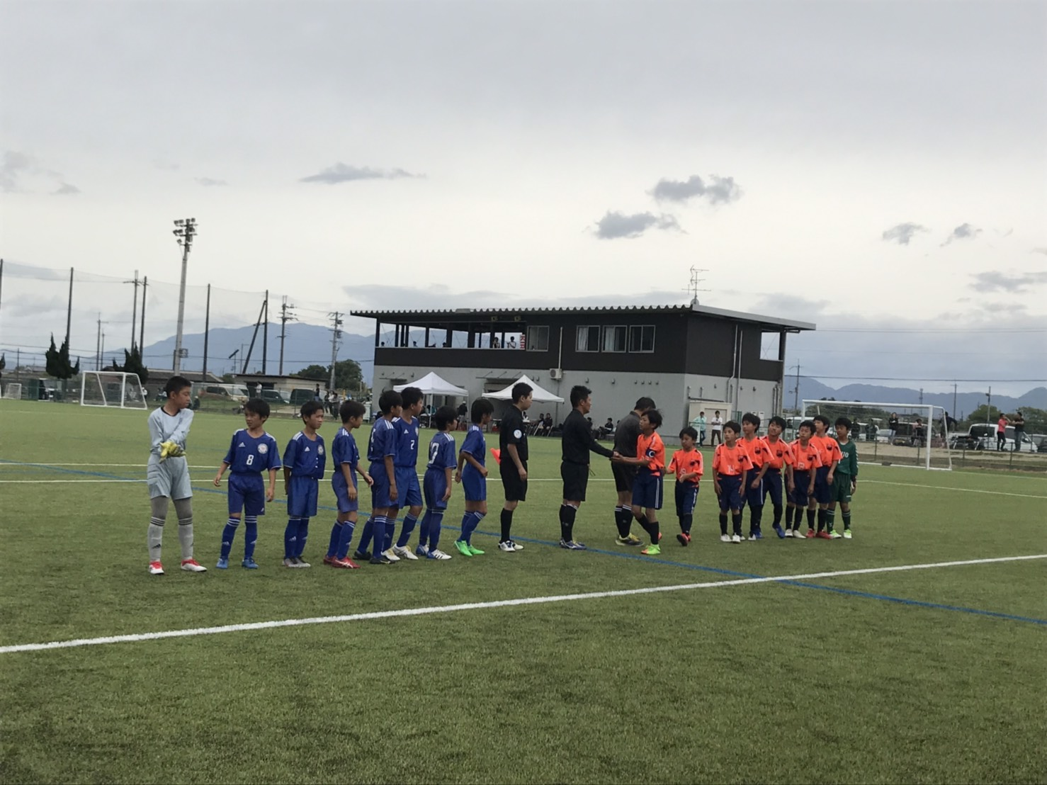 U-12 NFAサッカーリーグ