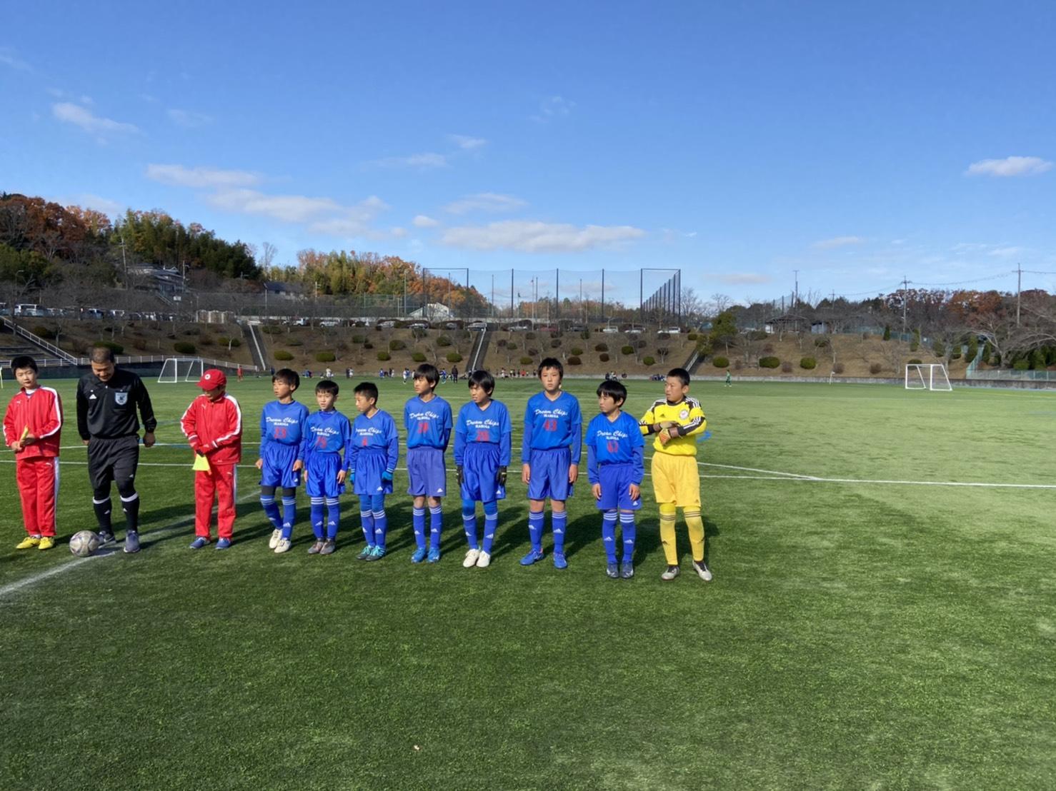 U-12 生駒大会 予選