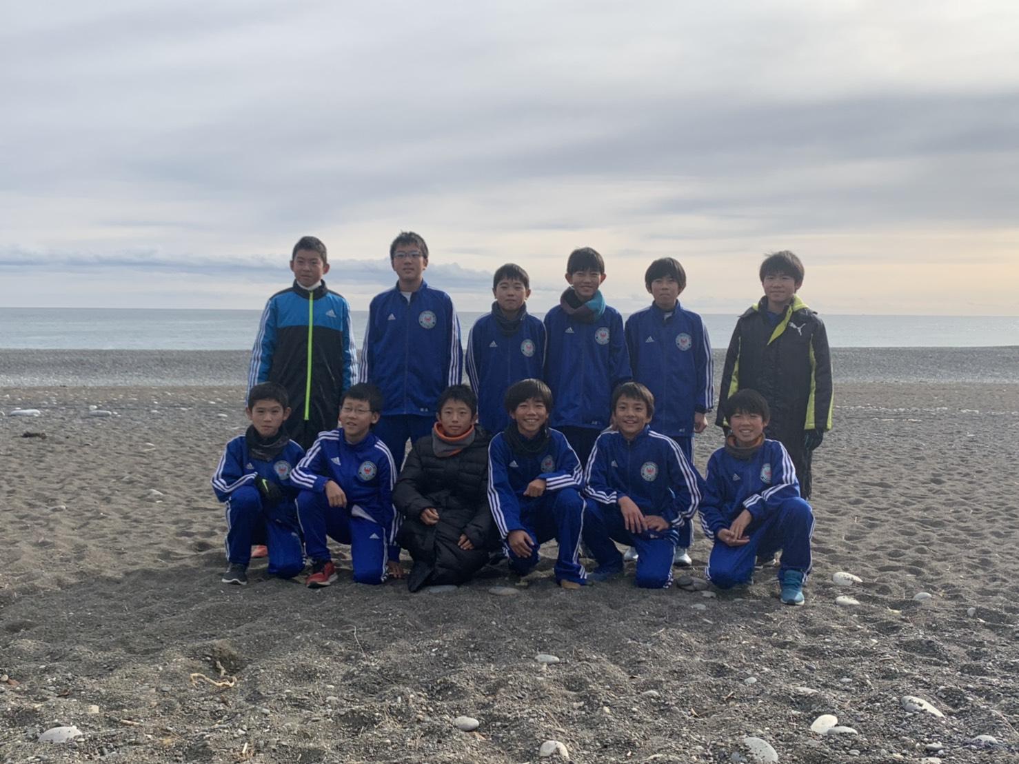 U-12新宮遠征