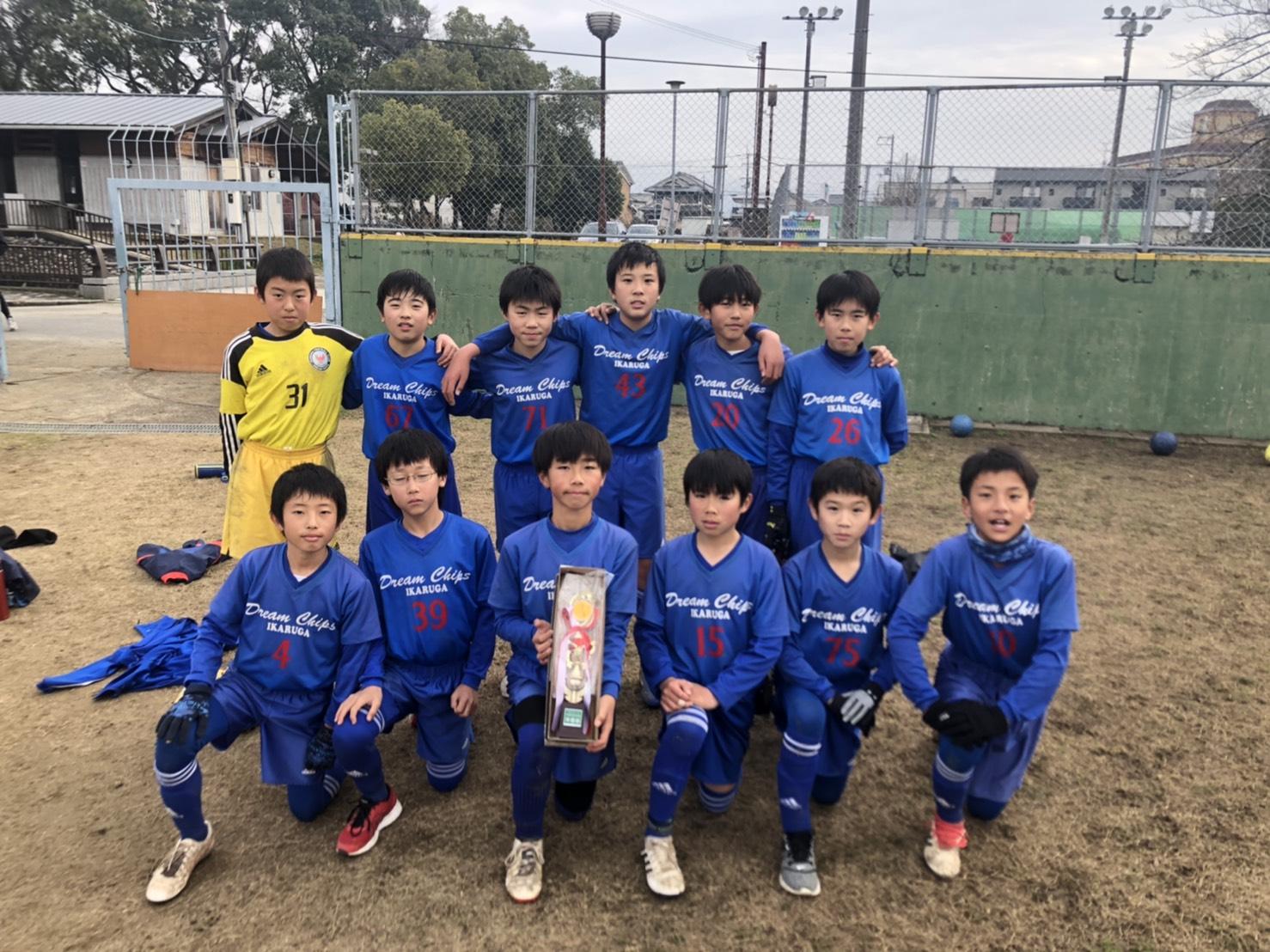 U12 F桜井卒団記念大会
