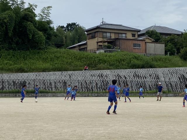 U12 奈良フェス交流戦