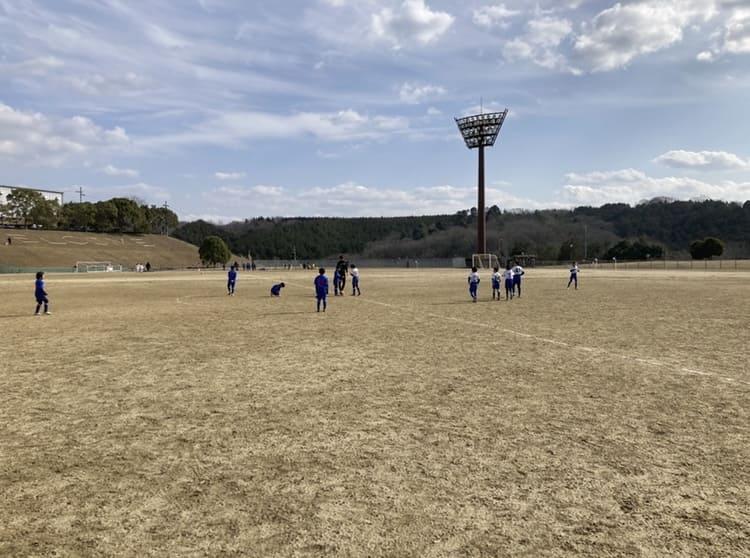 U10 ニューイヤーカップ 2日目
