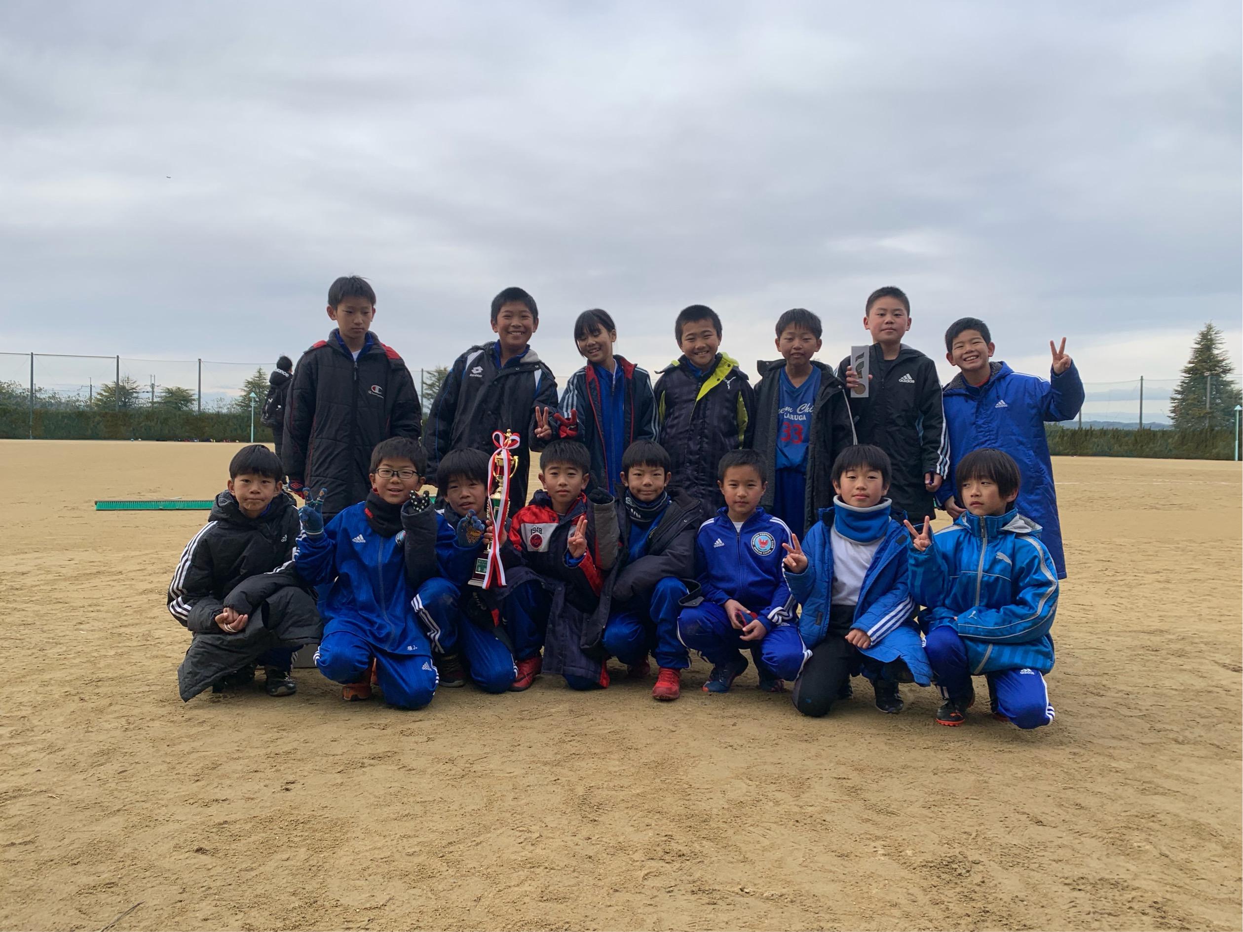 U-10 生駒ウィンターカップ2020