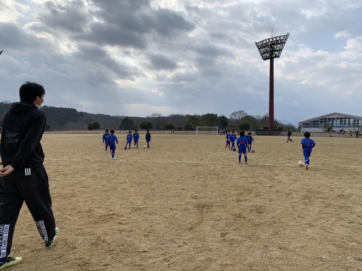 Uー10 ニューイヤーカップ 1日目