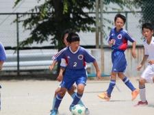 法隆寺FC U-13交流戦