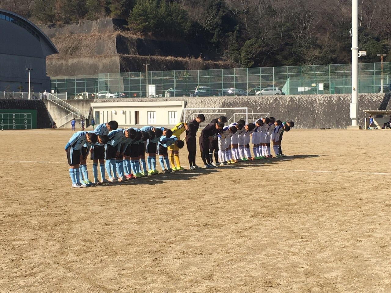 高円宮杯奈良県U-15サッカーリーグ2016【第3節】