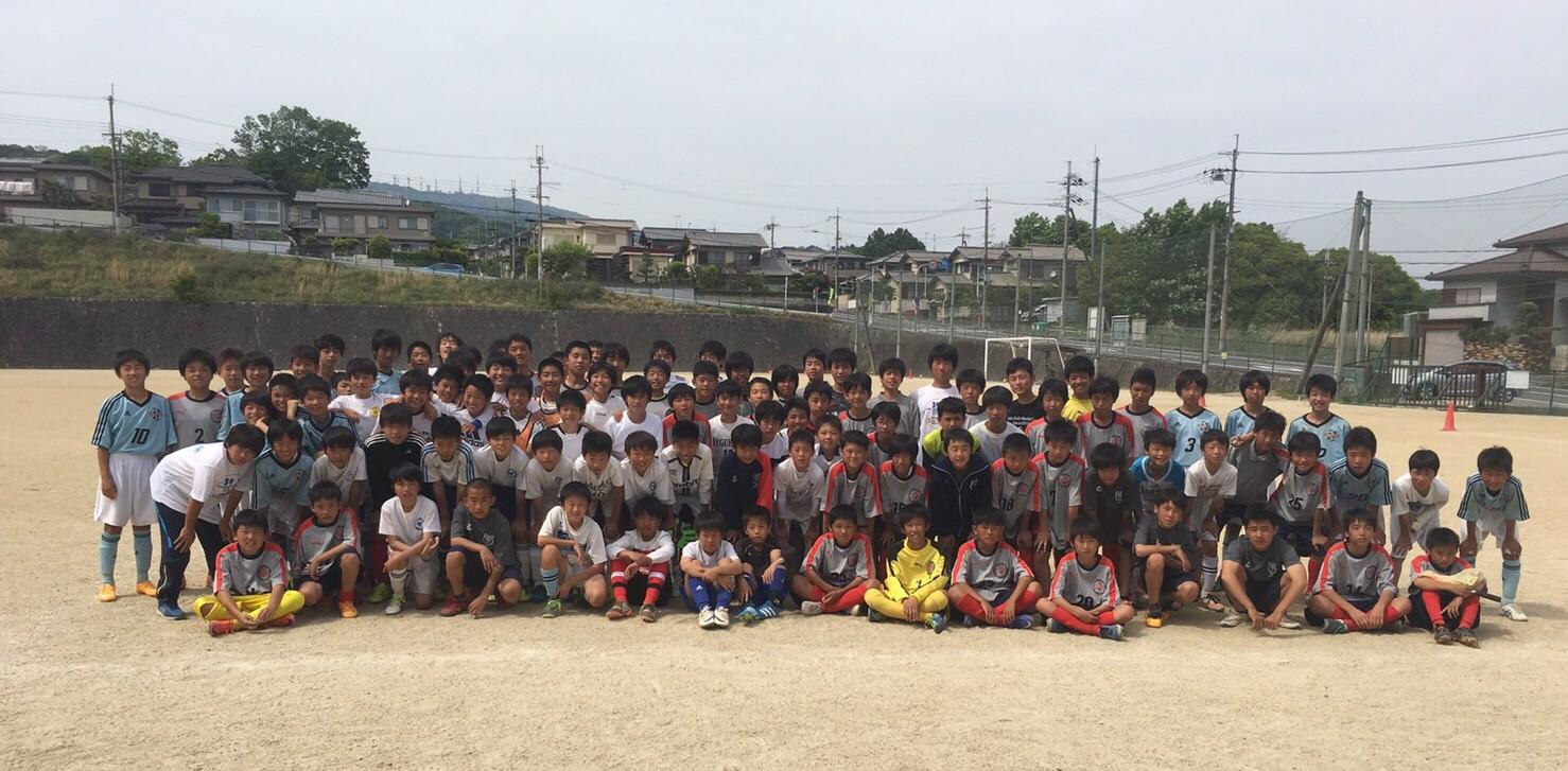 FC Fuji (U-13.14) 来県