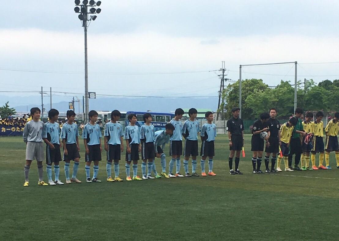 クラブユースサッカー(U-15)選手権大会 奈良県大会【最終日】