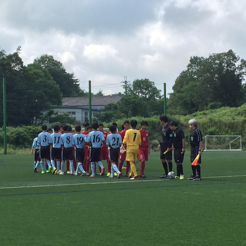 高円宮杯奈良県U-15サッカーリーグ2016  【1部、3部】