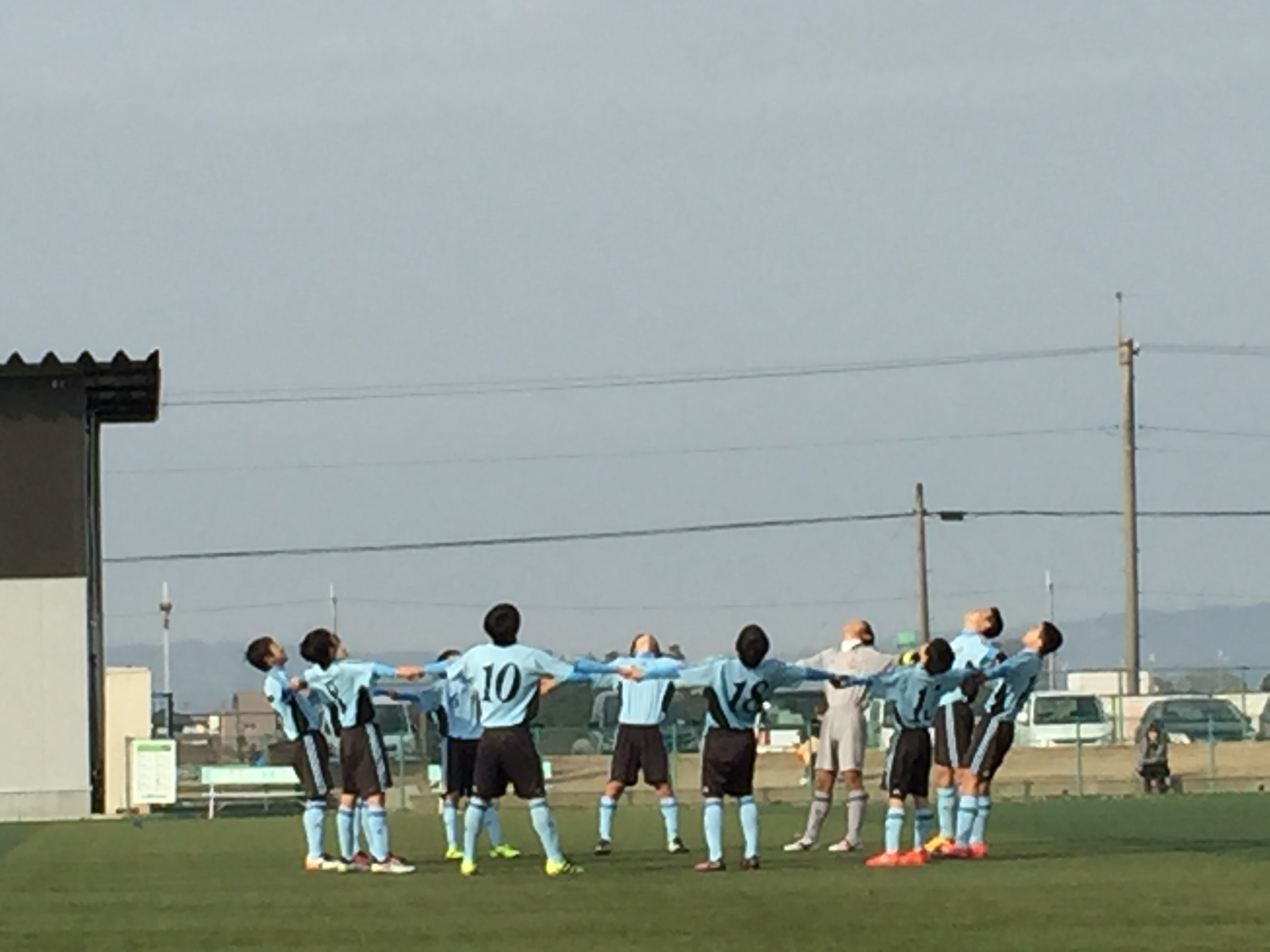 高円宮杯 奈良県U-15サッカーリーグ【3節】