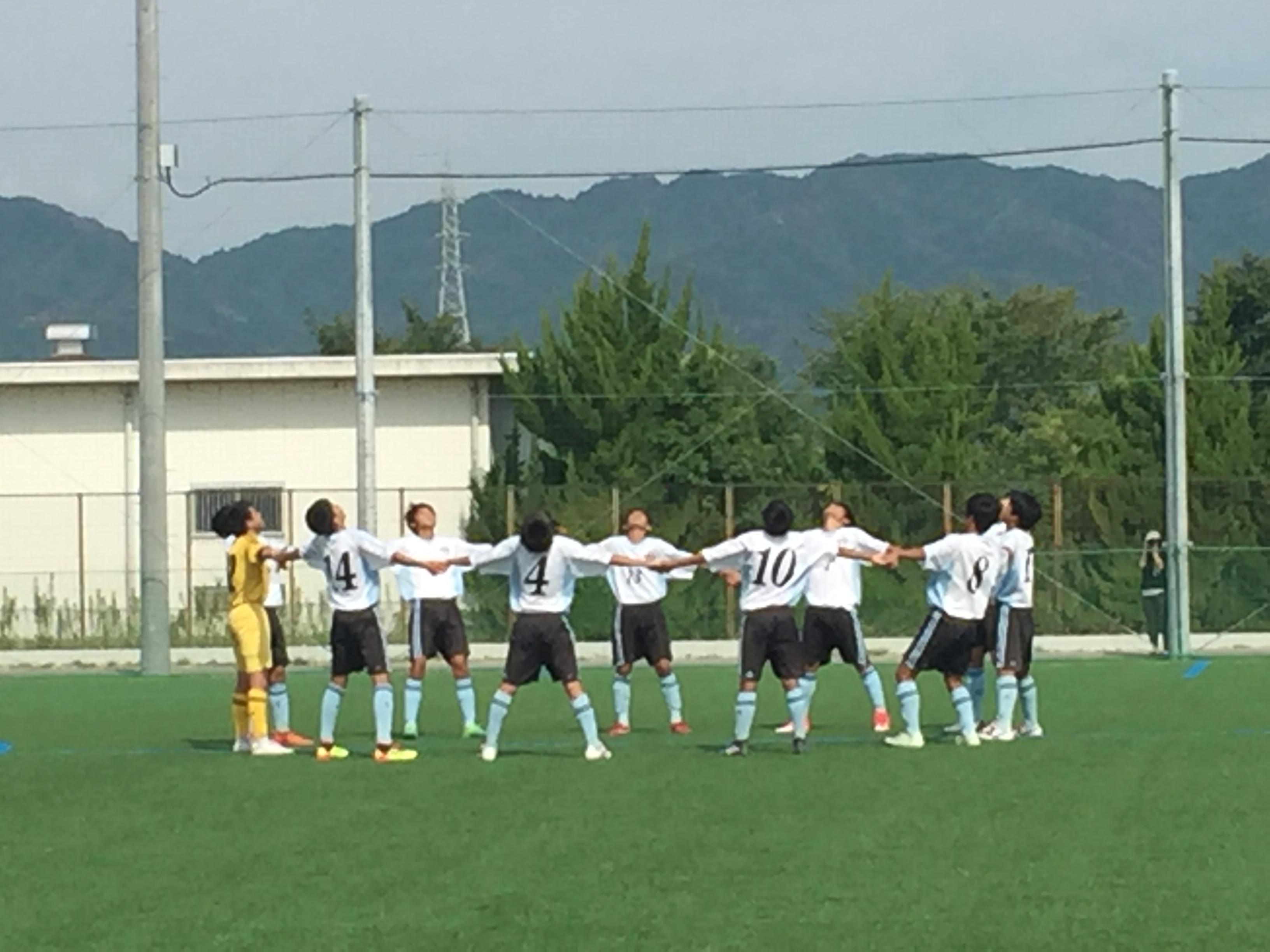 高円宮杯 奈良県U-15サッカーリーグ 2018 最終結果