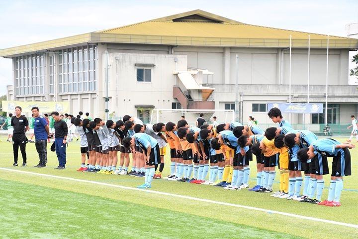 関西U-15サンライズリーグ昇格戦