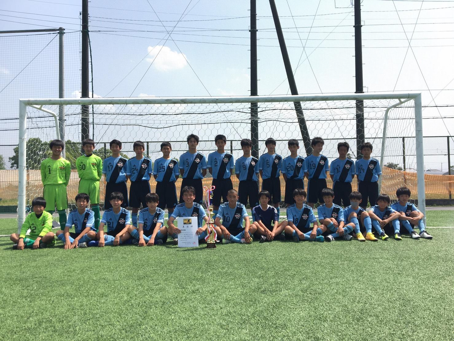第36回 日本クラブユースサッカー選手権(U-15)大会 奈良県大会【最終結果】