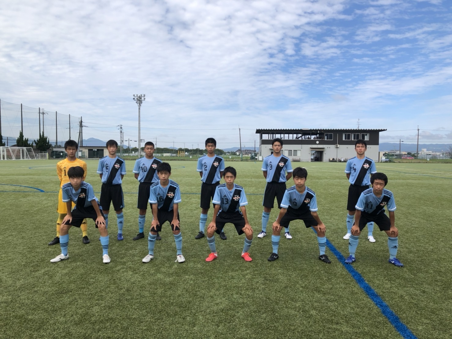 【速報】優勝!! 2021年度 高円宮杯 奈良県U-15サッカーリーグ2021【1部】